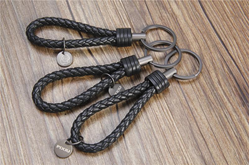 家具飾品羊皮鑰匙扣