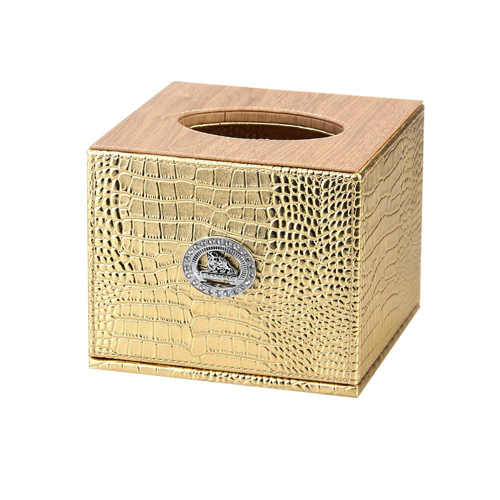 方款纸巾盒图片